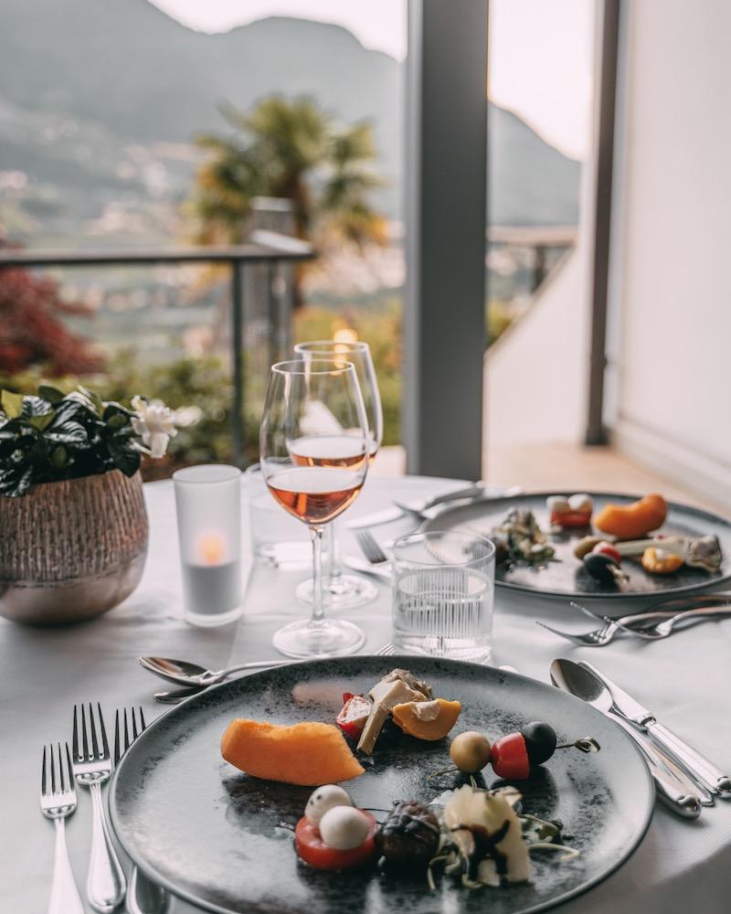 Essen im Hotel Golserhof