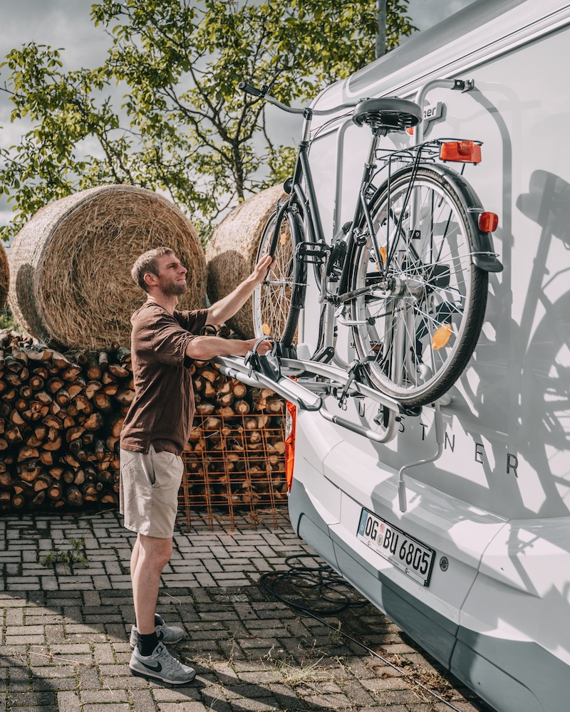 Fahrrad Wohnmobil Bürstner
