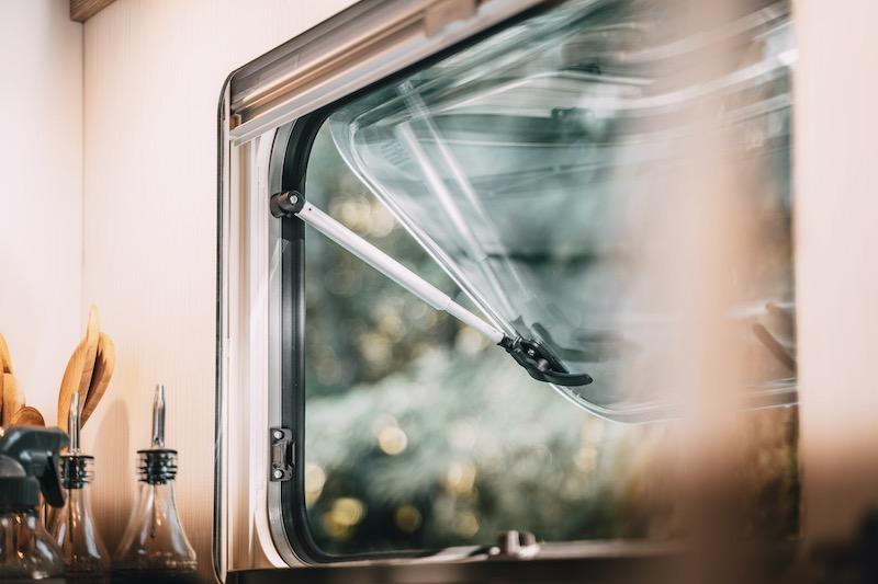 Fenster Wohnmobil Delfin