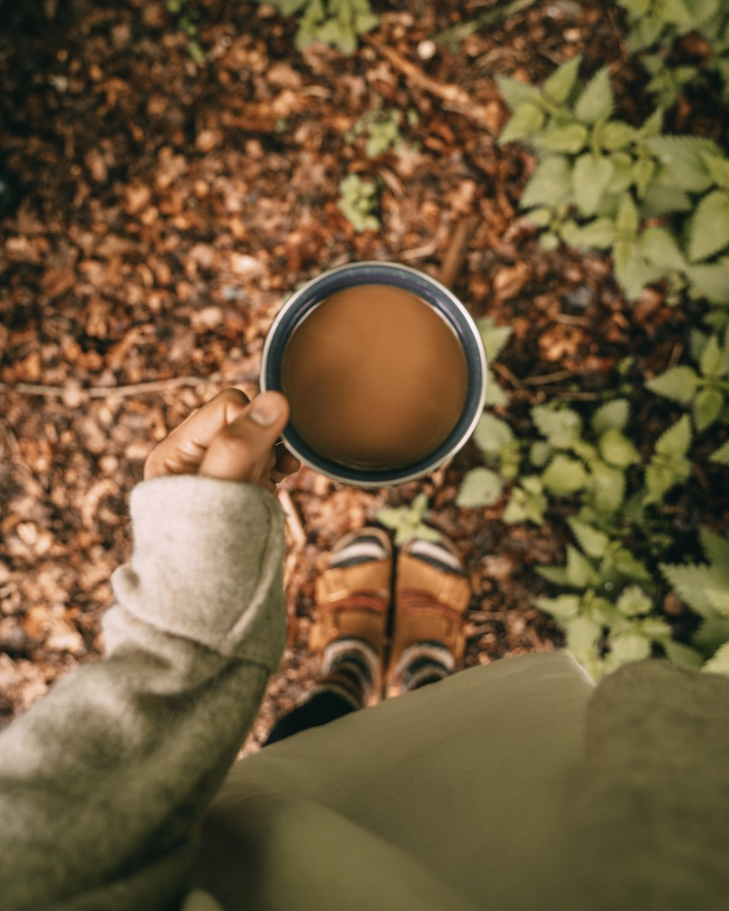 Kaffee Camper Roadtrip