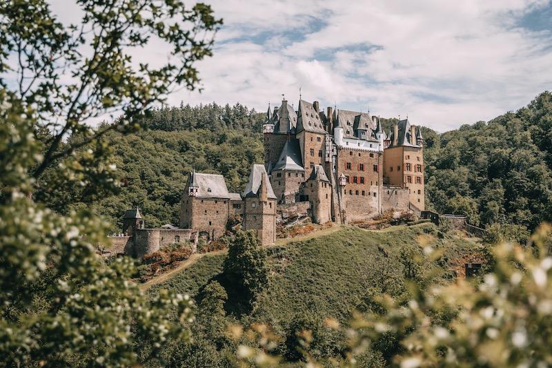 Wandern an der Mosel Burg Eltz