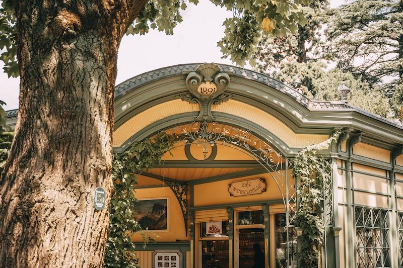 Café Wandelhalle Meran