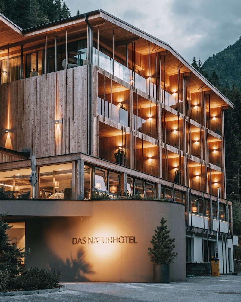 Das Naturhotel Südtirol