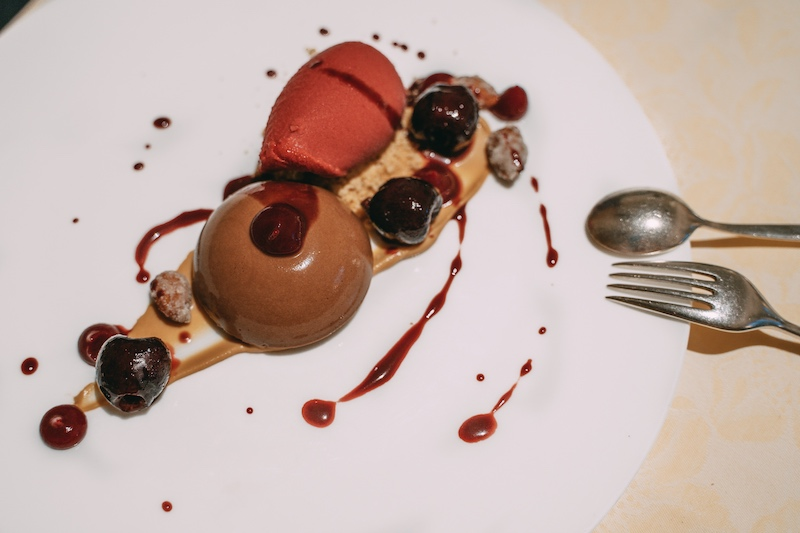 Dessert Artnature Dolomites