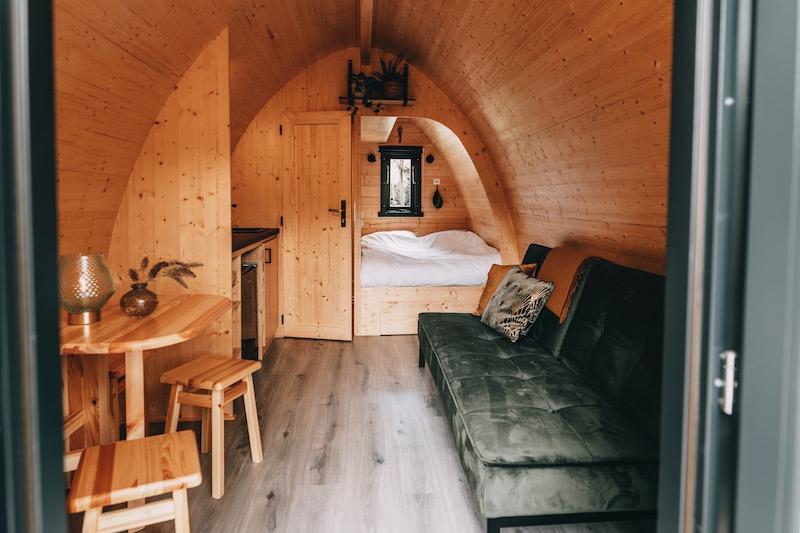Einzigartige Unterkünfte Tiny House