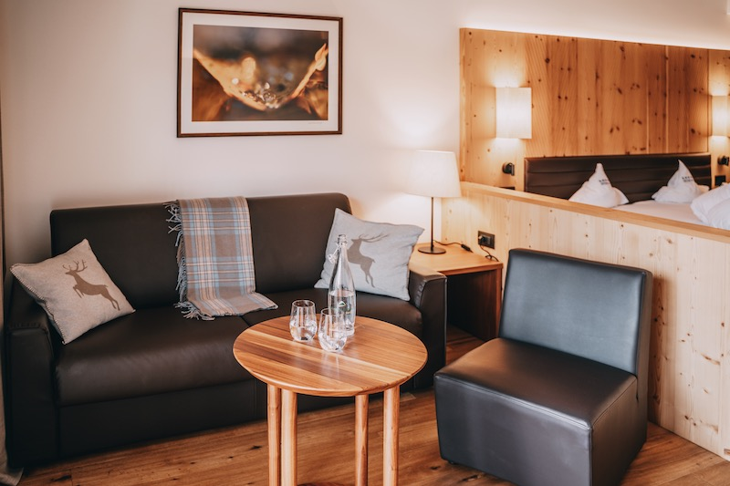 Hotelzimmer Artnatur Dolomites