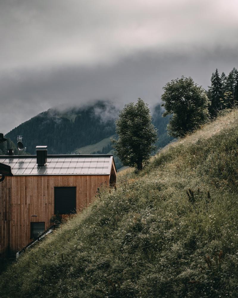 Jaufental Südtirol Naturhotel