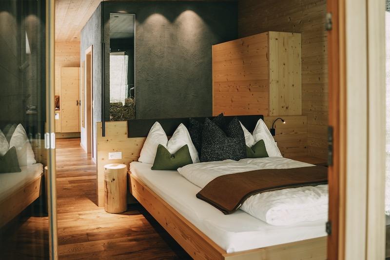 Naturhotel Rainer Hotelzimmer