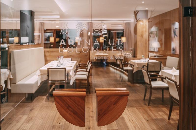 Restaurant Artnatur Dolomites