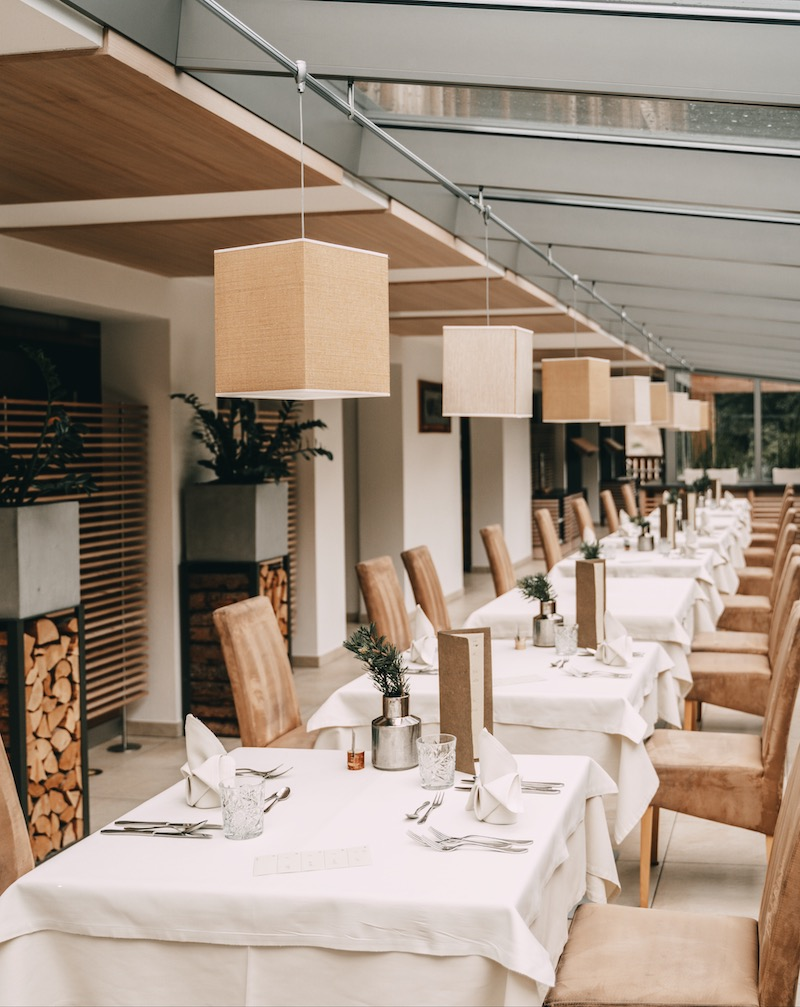 Restaurant Hotel Rainer
