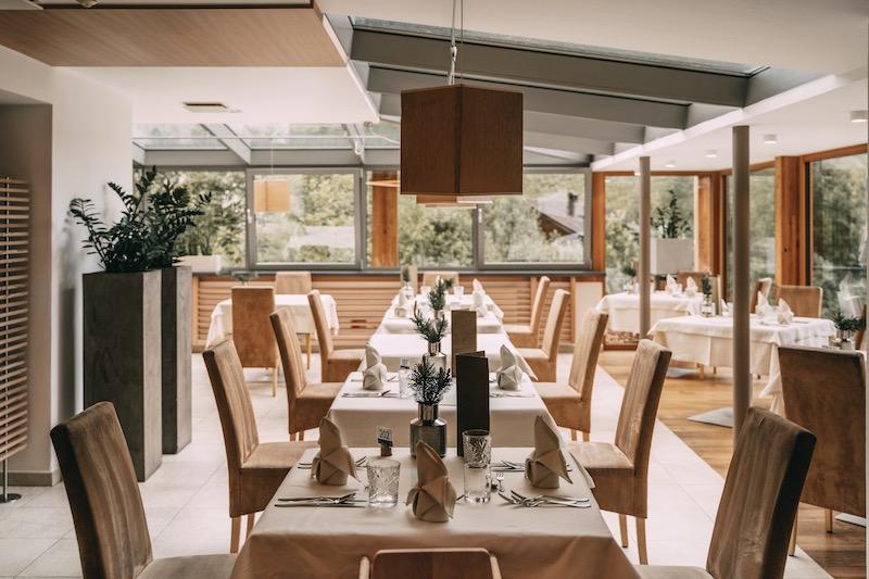 Restaurant Naturhotel Rainer