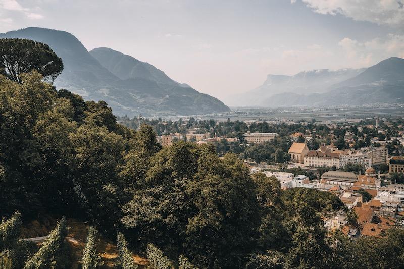 Sessellift Dorf Tirol Meran
