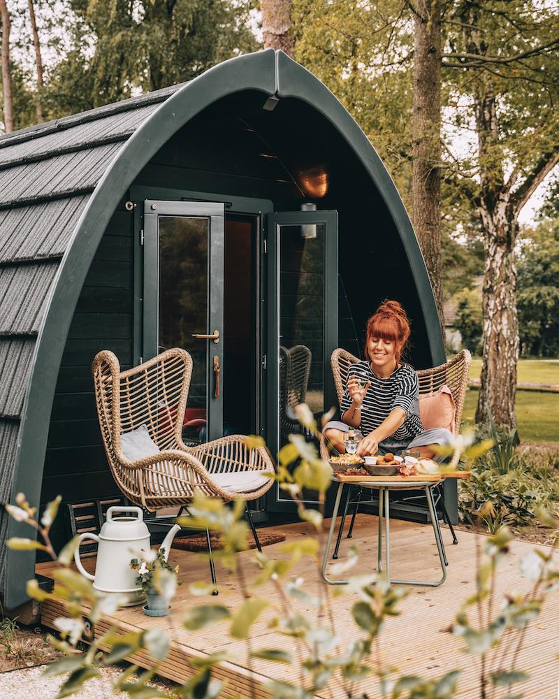 Tiny House außergewöhnlich übernachten