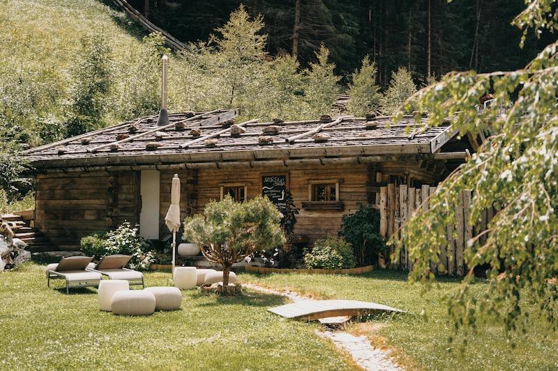 Wellness Sauna Naturhotel