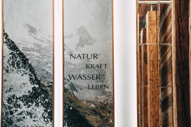 Natur Kraft Wasser Leben