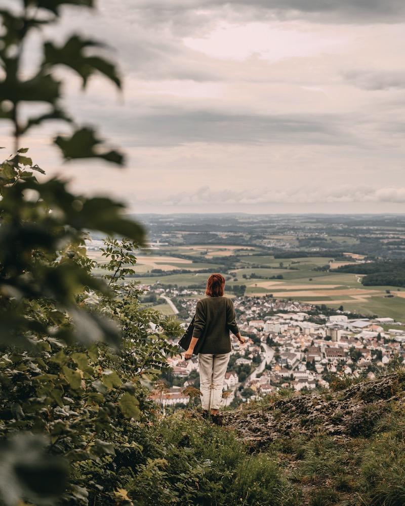 Aussichtspunkt Rosenstein Remstal