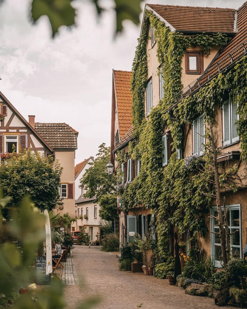 Besigheim historische Altstadt