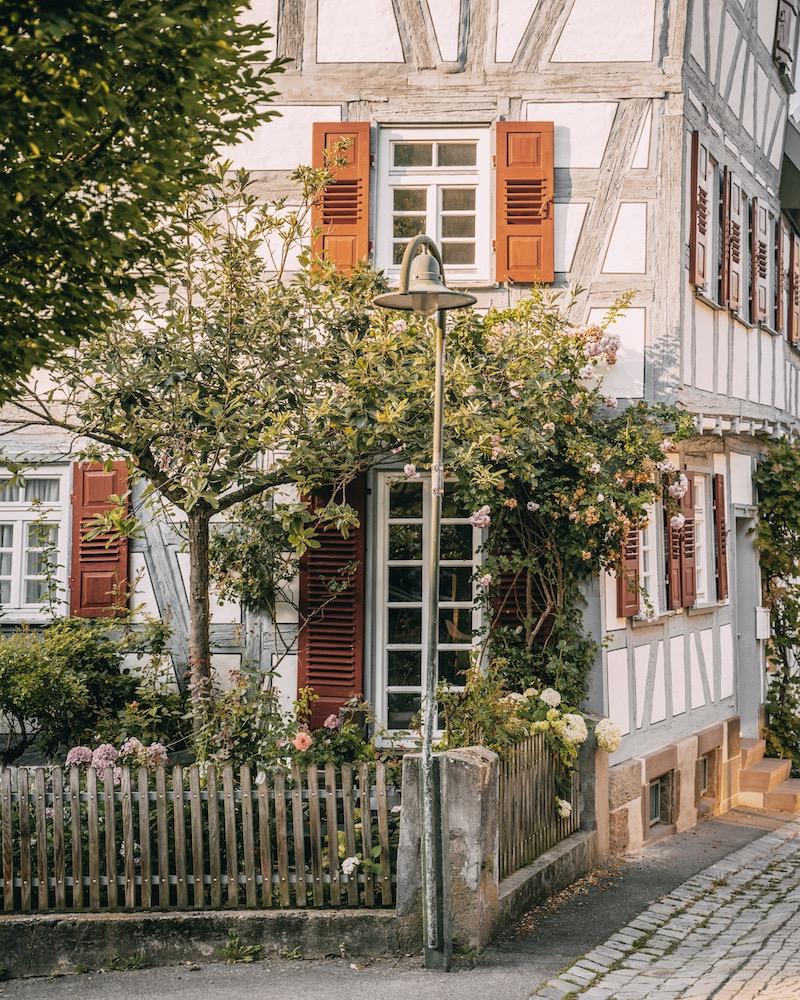 Fachwerkhaus Waiblingen