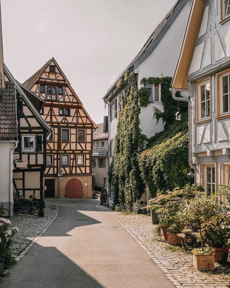 Fachwerkstadt Herrenberg