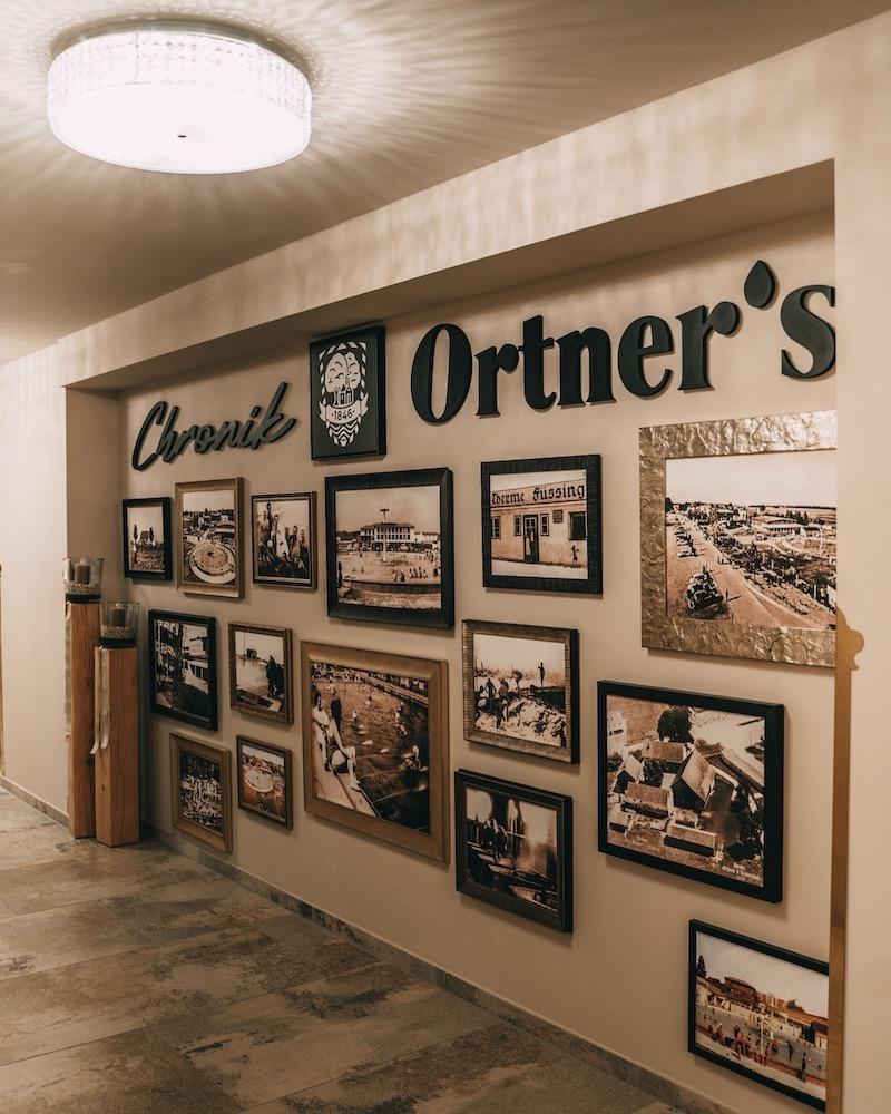 Geschichte Ortner's