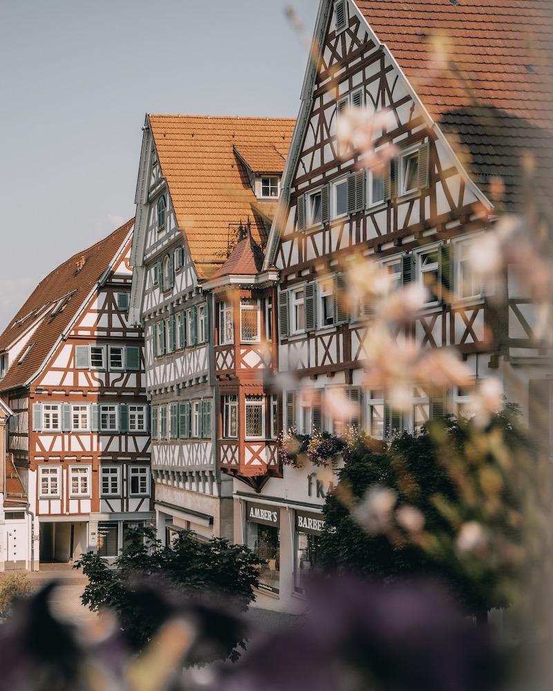 Herrenberg Wohnmobilstellplätze Region Stuttgart
