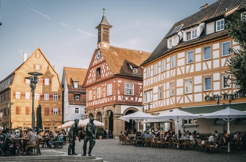 Marktplatz Waiblingen