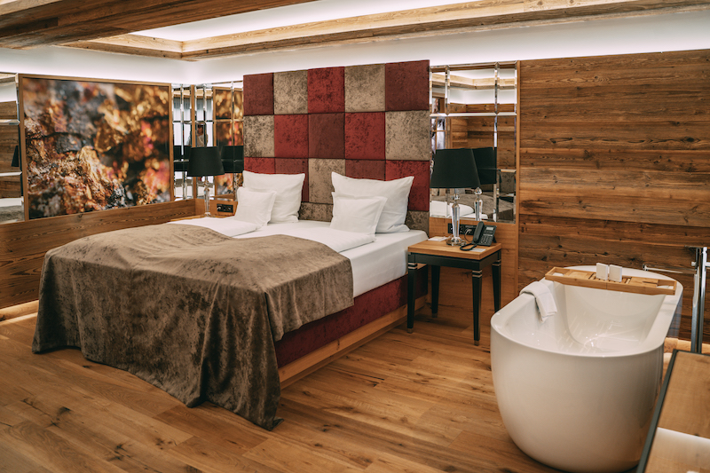 Ortner's Resort Bad Füssing Suite