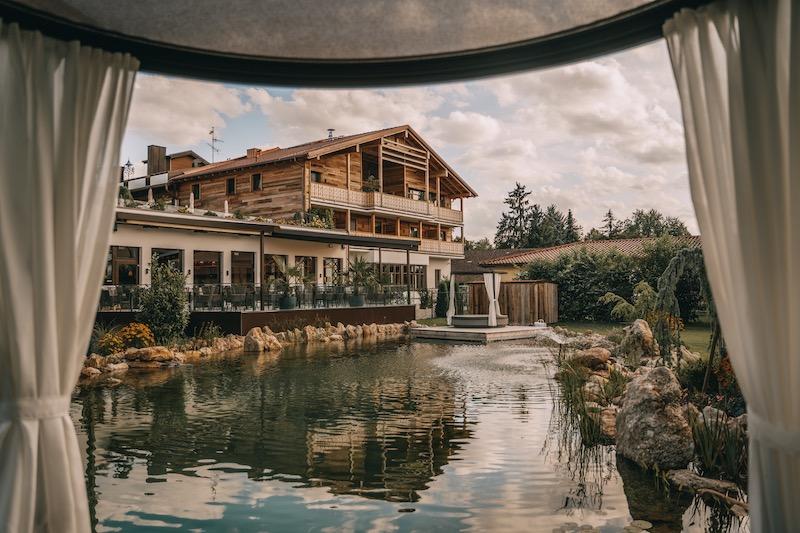 Ortner's Resort Naturbadeteich
