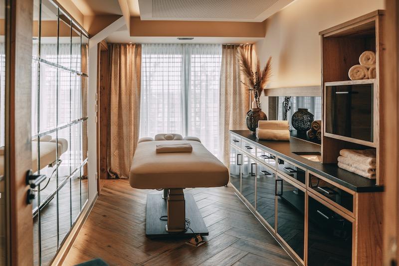 Quelle der Gesundheit Massage