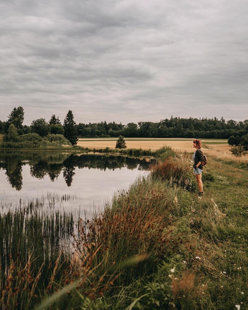 Remstal Moorsee Essingen