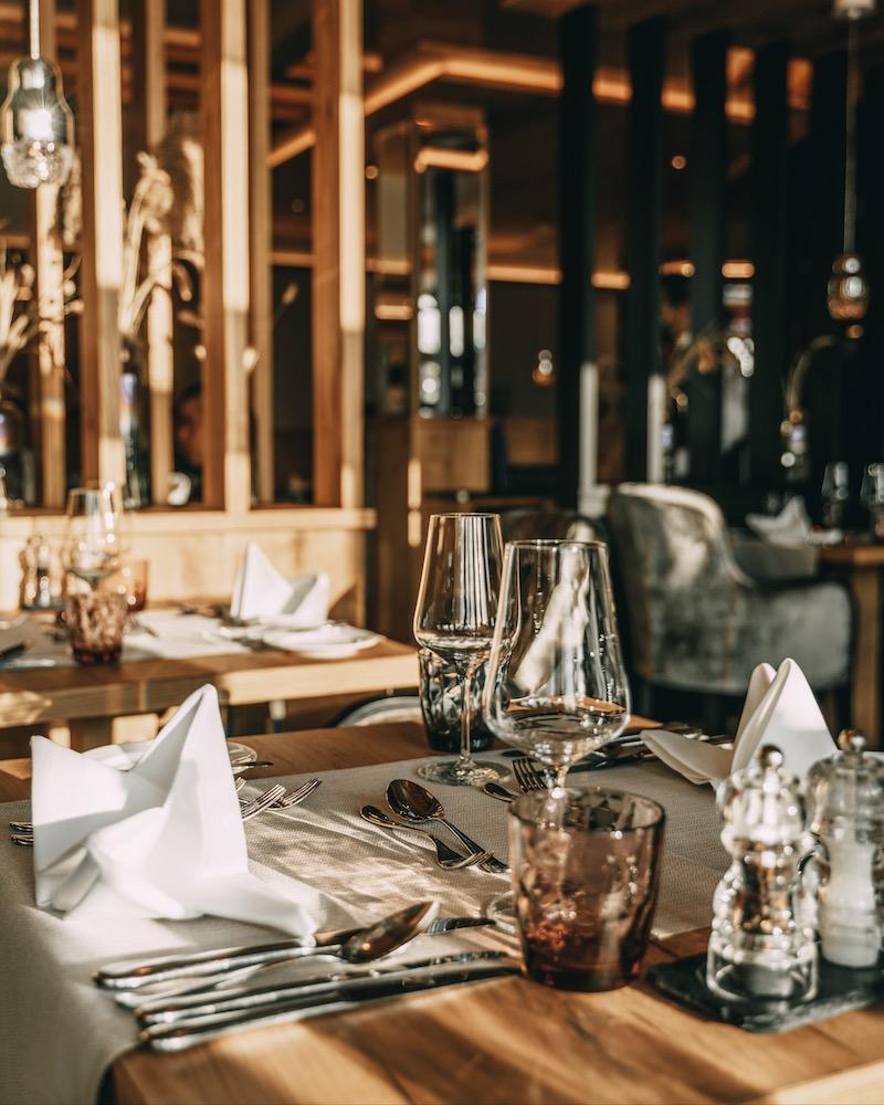 Restaurant Ortner's Resort