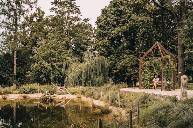 Schlosspark Essingen Remstal