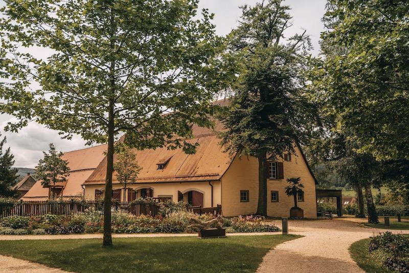 Schlossscheune Essingen