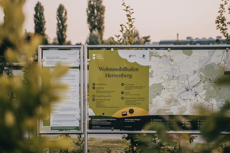 Wohnmobilstellplatz Herrenberg