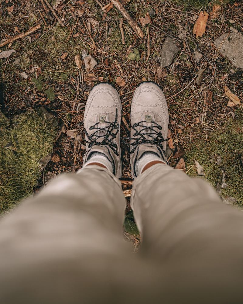 globusliebe Waldläufer mint beige