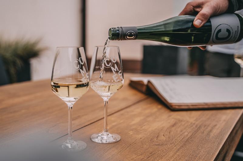 Moselschiefer Wein