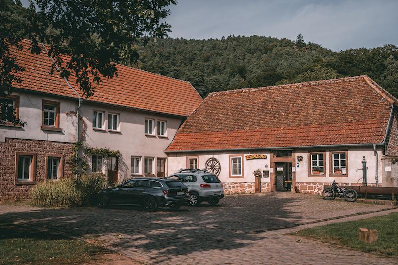 Bärenbrunnerhof Pfälzer Wald