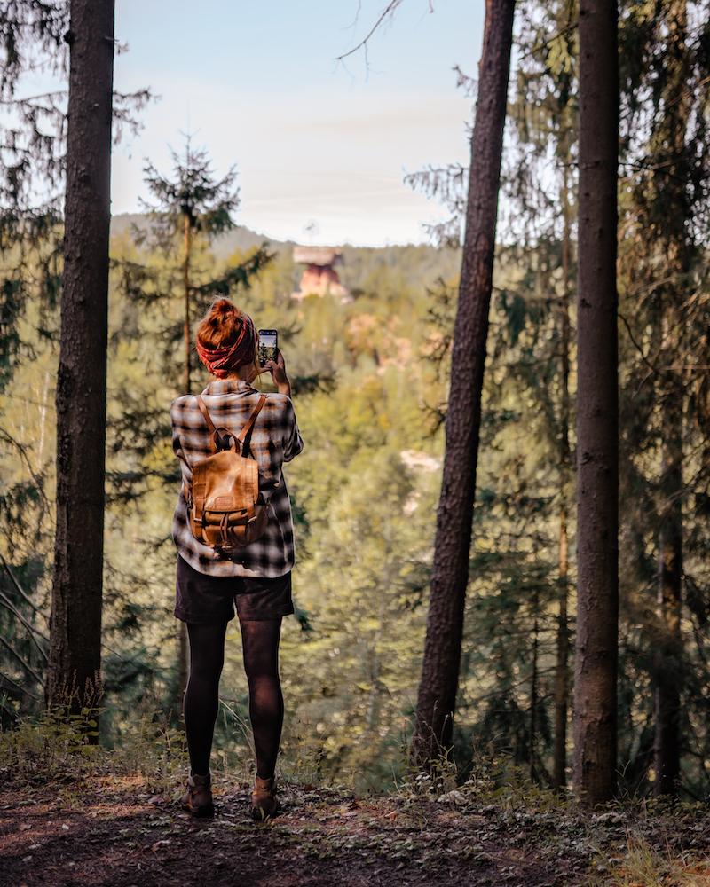Pfälzer Wald Teufelstisch Tour